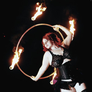 Rockabilly Roxie - Fire Performer / Fire Eater in Ocala, Florida