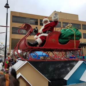 Rockford Santa Claus - Santa Claus in Rockford, Illinois