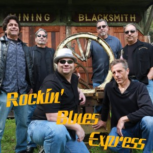 Rockin' Blues Express - Blues Band in San Jose, California