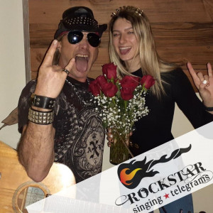 Rockstar Singing Telegrams - Singing Telegram in Los Angeles, California
