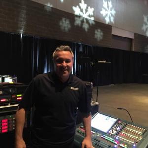 Rodan van Orden Live Sound Engineer - Sound Technician in Springfield, Missouri