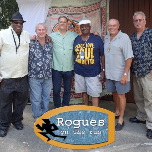 Rogues on the Run - Blues Band in Sea Girt, New Jersey