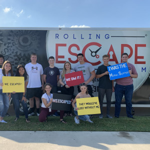 Rolling Escape Room