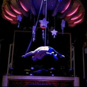 Roman - Aerialist / Circus Entertainment in Odessa, Texas