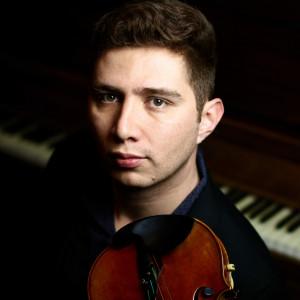 Ronald Villabona - Violinst - Violinist in San Antonio, Texas