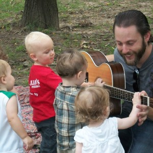Roots With Ruark - Children's Music in Philadelphia, Pennsylvania