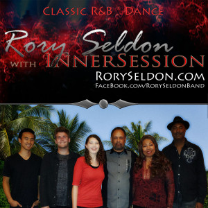 Rory Seldon with InnerSession - Dance Band in Long Beach, California