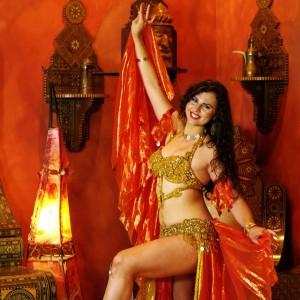 Rose, Middle-Eastern Dancer