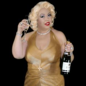 Roxie Rose LeMoan - Burlesque Entertainment / Marilyn Monroe Impersonator in Asheville, North Carolina