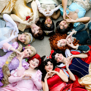 Royalty Character Parties - Princess Party / Children's Party Entertainment in Visalia, California