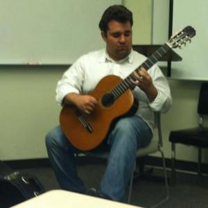 Russell Dean Harris - Classical Guitarist in Tucson, Arizona
