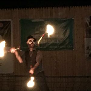 """Ryan """"Jugz"""" Shiflet - Juggler / Circus Entertainment in West Chester, Pennsylvania"""