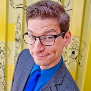 Ryan Pilling - Amazing & Funny - Comedy Magician in Ottawa, Ontario
