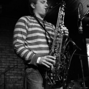 Ryan Woodhouse - Saxophonist - Jazz Band / 1920s Era Entertainment in Springfield, Missouri