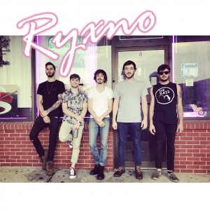 Ryxno - Rock Band in New Haven, Connecticut
