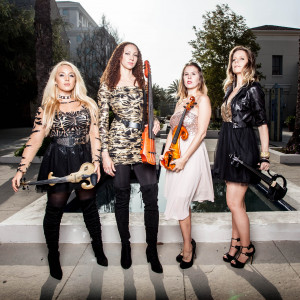 SAGA Strings - Dance Band in Los Angeles, California