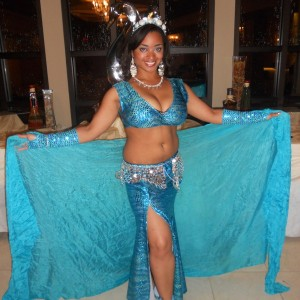 Saiedah Authentic Egyptian Belly dancer - Belly Dancer in New York City, New York