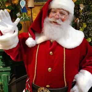 Saint Nick - Santa Claus in Danbury, Connecticut