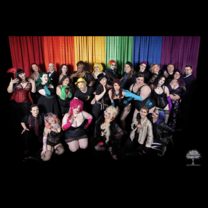 Salome' Cabaret - Burlesque Entertainment in Knoxville, Tennessee