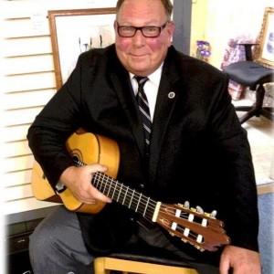 Sam Hawkins Solo Guitarist