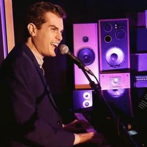 Sam Krivda - Singing Pianist in Philadelphia, Pennsylvania