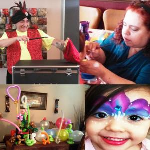 Magic Sam And Friends - Children's Party Entertainment in Dallas, Texas