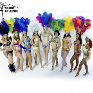 Samba Colorado Dance Company - Brazilian Entertainment / Samba Dancer in Boulder, Colorado