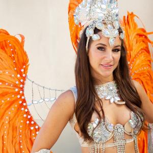 Samba do Brasil - Samba Dancer in Los Angeles, California