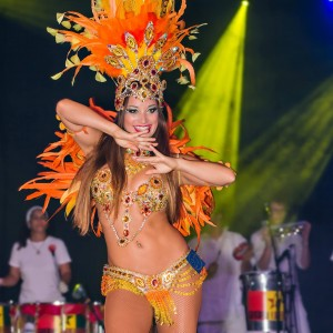 Samba Soul - Samba Dancer in Los Angeles, California