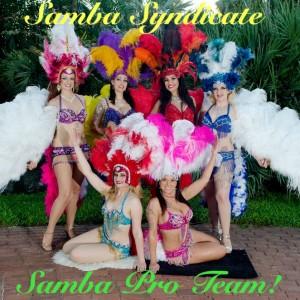 Samba Syndicate - Dance Troupe in Tampa, Florida