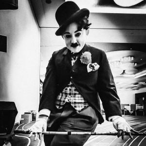Sammy Tramp - Charlie Chaplin Impersonator in Chicago, Illinois