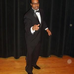 Steve Roman as Sammy Davis Jr. - Sammy Davis Jr. Impersonator in Orlando, Florida