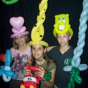 Samurai Balloon Guy - Balloon Twister / Family Entertainment in Seville, Ohio