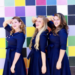 San Diego Muses - A Cappella Group / Andrews Sisters Tribute Show in San Diego, California