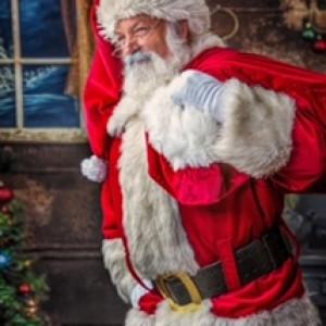 Santa Duane - Santa Claus in San Diego, California