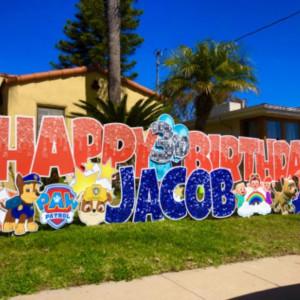 San Diego Yard Greetings - Party Rentals in Chula Vista, California