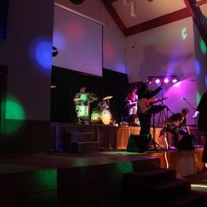 Sanctified - Pop Music in Fredericton, New Brunswick