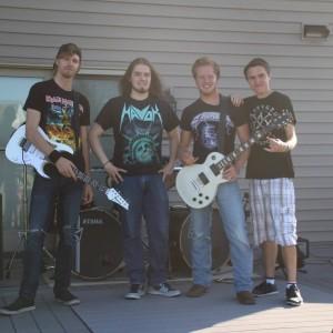 Sanctus - Heavy Metal Band in Madison, Wisconsin