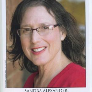 Sandra Alexander - Voice Actor in San Antonio, Texas