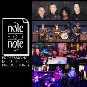 Note For Note Productions - Cover Band / Dance Band in Vineland, Ontario