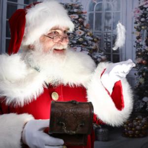 Sanford Santa - Santa Claus in Sanford, Florida