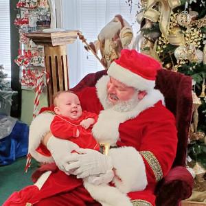 Santa-T - Santa Claus / Mrs. Claus in Conway, South Carolina