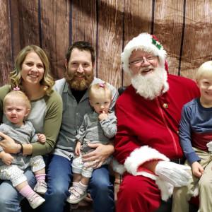 Santa Michael - Santa Claus in Adams, Nebraska
