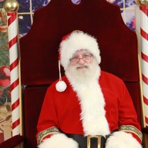 Santa Art - Santa Claus in Columbia, South Carolina