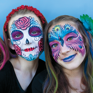Pacific Party Services: Face Painting, Henna, and More!