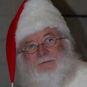 Santa Barney - Santa Claus in China Grove, North Carolina