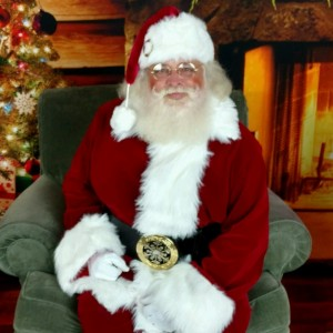 Santa Barry W - Santa Claus in Germanton, North Carolina