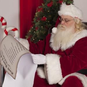 Santa Bill - Santa Claus in Brownsville, Pennsylvania