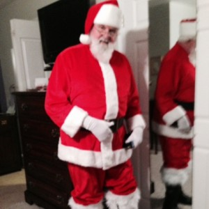Santa Charles - Santa Claus in Birmingham, Alabama