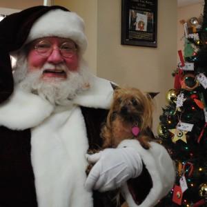 Santa Bob - Santa Claus in Cathedral City, California